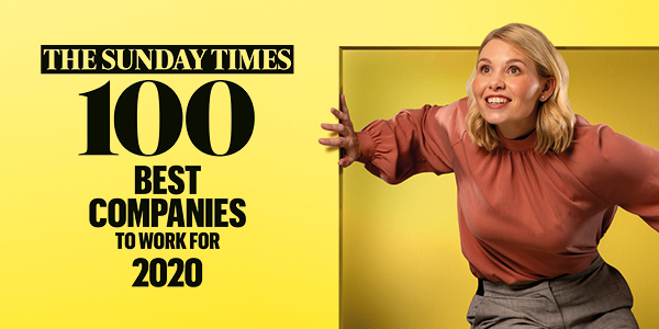 Sunday Times 100 - official